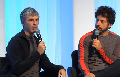 The Future of the Workforce May Be Part-Time, Says Google CEO Larry Page | Cuba freedom | Scoop.it