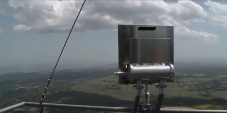 L'aspirateur à nuages, l'outil des microbiologistes du ciel - Le Nouvel Observateur | La technologie, la météorologie et la climatologie | Scoop.it
