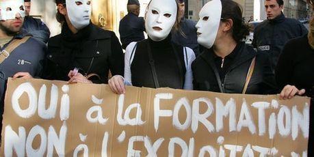 Le marché de la convention de stage - Le Monde | droit des stagiaires | Scoop.it