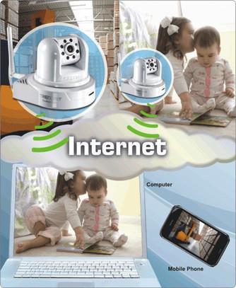 SecurView Wireless N Day/Night Pan/Tilt/Zoom Internet Camera   Dueltek Distribution   Dueltek Distribution   Scoop.it