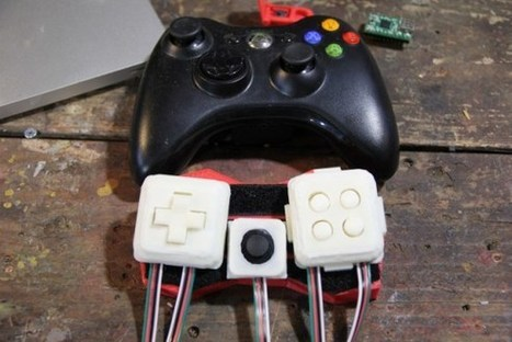 Building custom game controllers for people with physical disabilities   Heron   Scoop.it