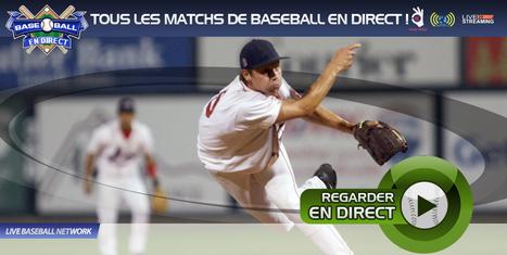 Baseball américain, live streaming, France baseball, résultat baseball | match baseball | baseball live | baseball streaming | baseball américain | france baseball | résultat baseball | Scoop.it