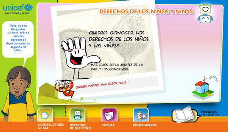 BlogFesquío: Día dos Dereitos d@s Nen@s | bibliotecas escolares ao vivo | Scoop.it