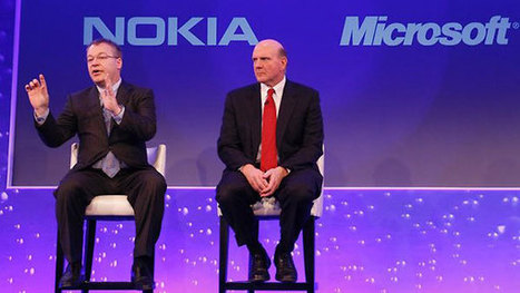 Microsoft to acquire Nokia's Devices and Services business   Education, Eco and Tech Info   Scoop.it