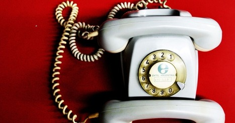 8 Entertaining and Informative Phone Services That Still Exist | Trending Tech | Scoop.it
