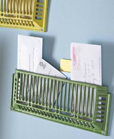 20 Clever Ideas for Repurposed Storage | Home & Office Organization | Scoop.it