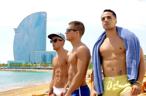 Gay Barcelona guide: where to visit, eat and party in the sexy Spanish city   LGBT Destinations   Scoop.it