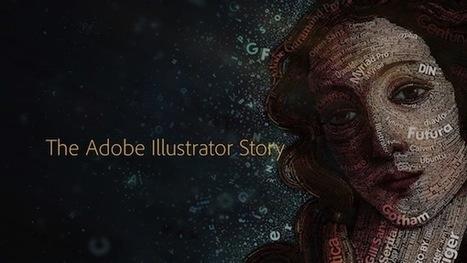 How Adobe Illustrator revolutionized graphic design | D_sign | Scoop.it
