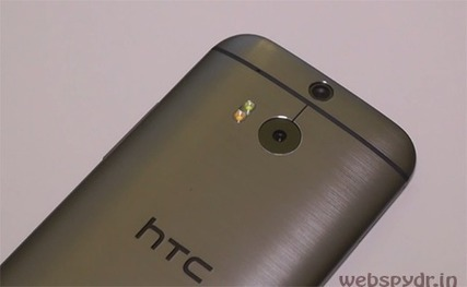 HTC One 2014 first look and Hands On  | WebSpydr | WebSpydr | Scoop.it