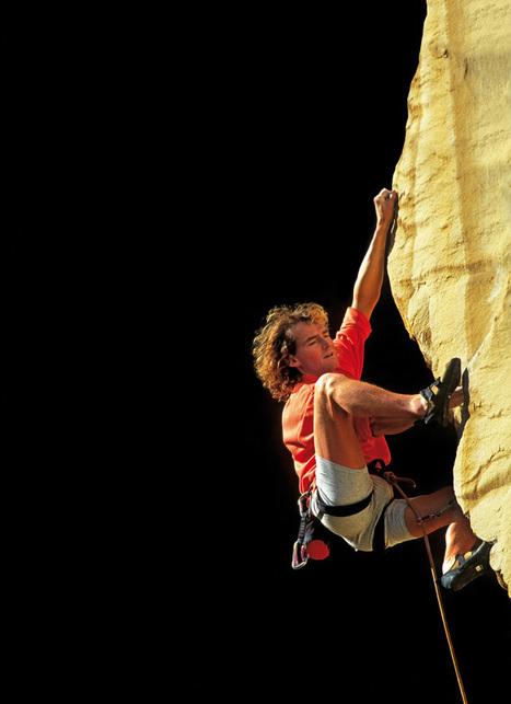 La mort accidentelle de Patrick Edlinger | ski de randonnée-alpinisme-escalade | Scoop.it
