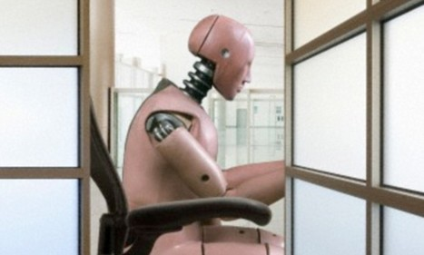 Is your job under threat from ROBOTS? | leapmind | Scoop.it
