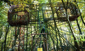 A Man Spent 40 Years of His Life Building This In A Forest, and It's SERIOUSLY So Awesome | Technological Sparks | Scoop.it