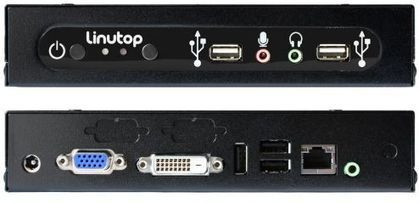 Tiny Linutop 4 Linux nettop sips just 14 watts of power | NettopReview.com - For the latest Nettop News, Reviews and Discussion | Who talks about Linutop on the web ? | Scoop.it