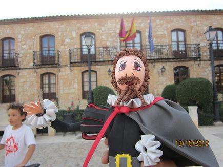CERVANTES IN EL TOBOSO, WITH TEAM 1 | Miguel de Cervantes, Spain | Scoop.it