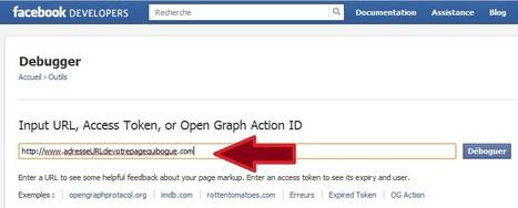 Facebook : résoudre un problème d'illustration en 1 clic [Astuce du jour] | Time to Learn | Scoop.it