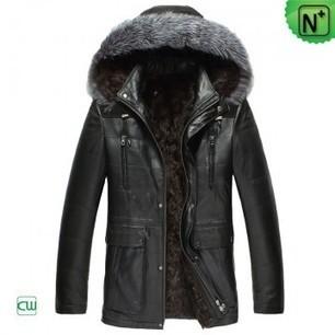 Sheepskin Jackets for Men CW868866 | Men's | Scoop.it