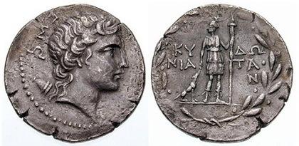 La mitología y la moneda: Creta (I) | LVDVS CHIRONIS 3.0 | Scoop.it