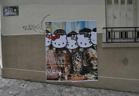 Quand Disney s'invite dans le street art parisien avec des mashups | VIM | Scoop.it