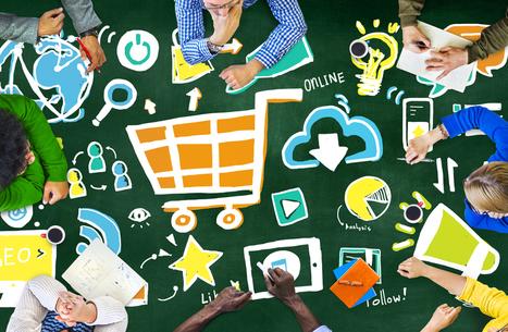 Le m-commerce a du mal à décoller en France | ITespresso.fr | ADN Web Marketing | Scoop.it