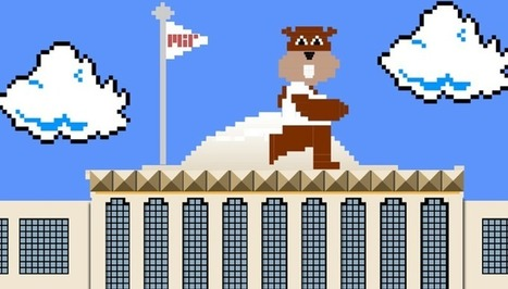 Playing Super Mario Brothers is like solving a super hard math problem | Technoculture | Scoop.it