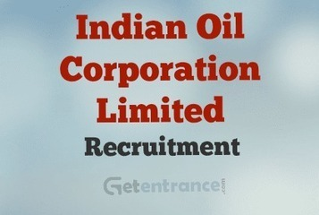IOCL Recruitment 2016 | Entrance Exams and Admissions in India | Scoop.it