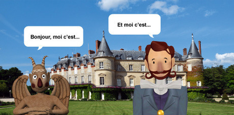 Jeune public - Centre des monuments nationaux | TICE & FLE | Scoop.it