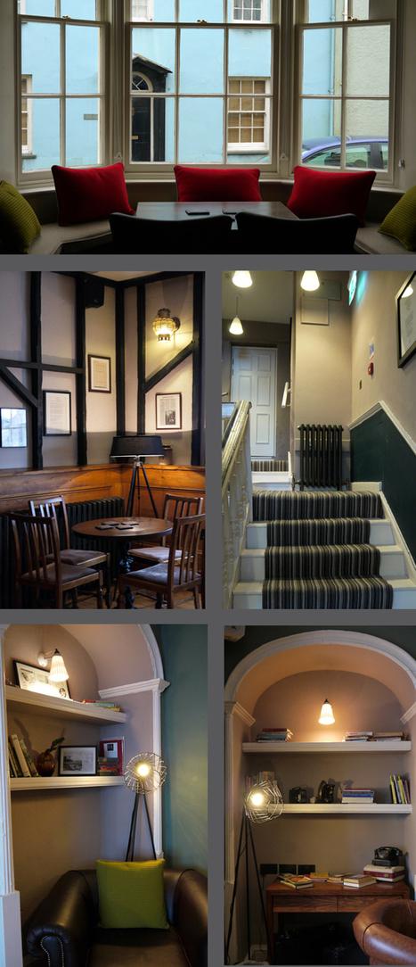 YONKS: Laugharne, Carmarthen | Browns Hotel, Laugharne | Scoop.it
