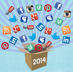 Marketing and Social Media for Businesses in 2014 | Health | Scoop.it