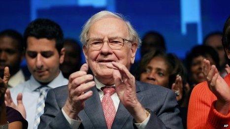 Buffett: Tesco shares 'huge mistake'   BUSS4   Scoop.it