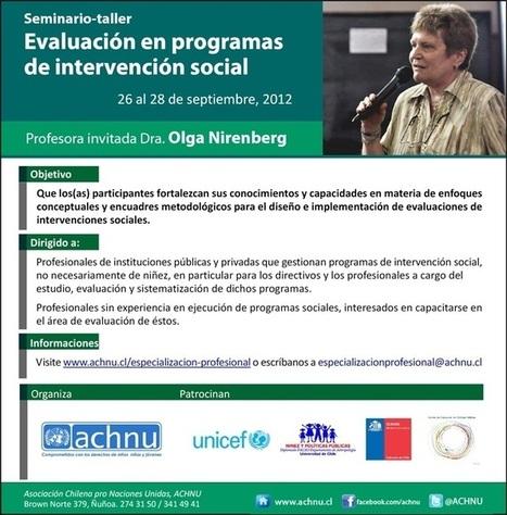 Evaluacion Politicas Publicas | Seminario de Análisis de Políticas Públicas | Scoop.it