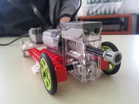 rockbotic   robótica para niños   Robótica educativa   Scoop.it