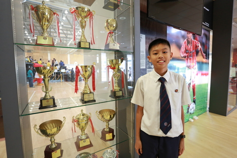 Teenager's honesty is what sports can teach, says Heng   annabelle's page   Scoop.it