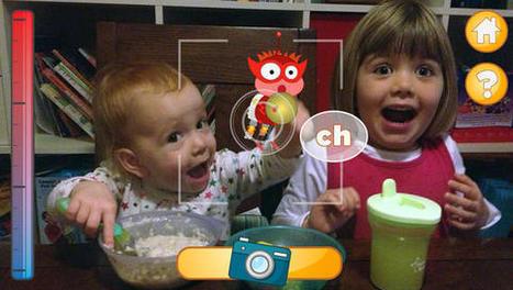Pearson lanza una app de realidad aumentada destinada a niños ... - La Razón | Aurasma | Scoop.it