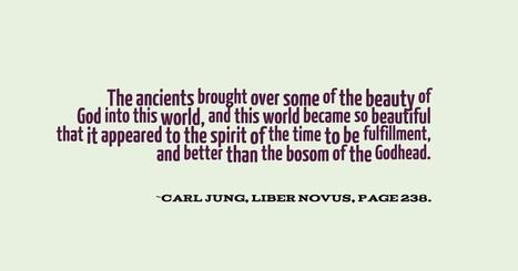Some Carl Jung Quotations XLI [Red Book; Liber Novus] | Carl Jung Depth Psychology | Scoop.it