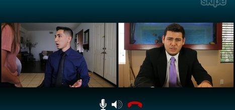 How to perfect your Skype Interview .   Homework Guru   Scoop.it