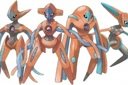 Pokémon Black & White 2 Owners Can Catch Deoxys In May - DS ...   Pokemon 1242   Scoop.it