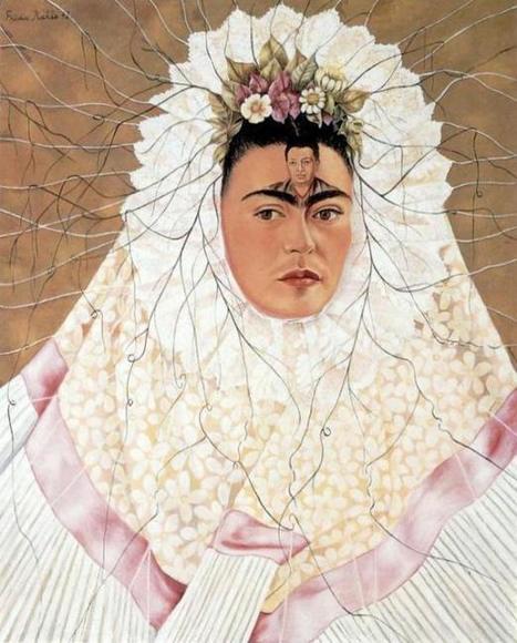 Frida Kahlo   histoire des arts   Histoire des arts à Orlinde   Scoop.it