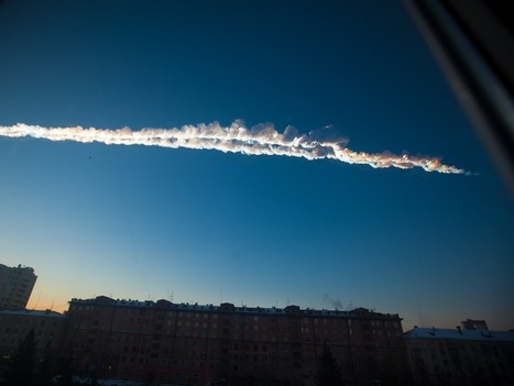 Nuclear-like in its intensity, Russian meteor blast is the largest since 1908   Tea Party Mess   Scoop.it