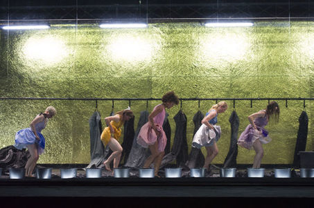 A Montpellier, la danse trace sa route | Revue de presse théâtre | Scoop.it