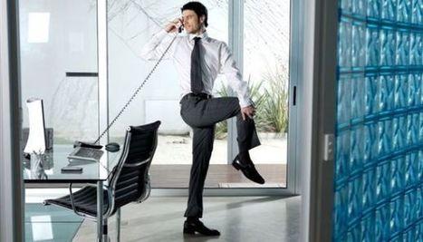 No!!! al sedentarismo en la oficina… | NO al sedentarismo! | Scoop.it