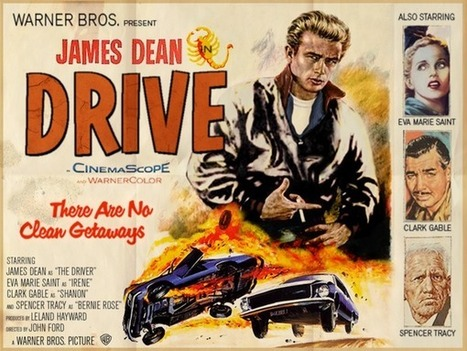 Directors' Commentary   cajonexpreso: Vintage Movie Posters by Peter...   Classic Hollywood   Scoop.it
