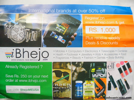 Indian Beauty Zone: Shop US Brands Easily from ibhejo.com | iBhejo.com is your gateway to global products! | Scoop.it