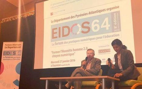 Former l'honnête homme 2.0, citoyen numérique, EIDOS 64, 27.01. avec @miladus | CULTURE, HUMANITÉS ET INNOVATION | Scoop.it