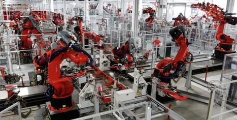 33rd Square | China's Push to Replace Human Workers With Robots Hits High Gear | Global Brain | Scoop.it
