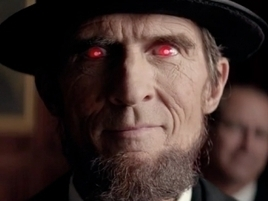 See Heineken's 15-Second Film Based on a Fan's Tweet About an Evil Abe Lincoln   New Media in Transition   Scoop.it