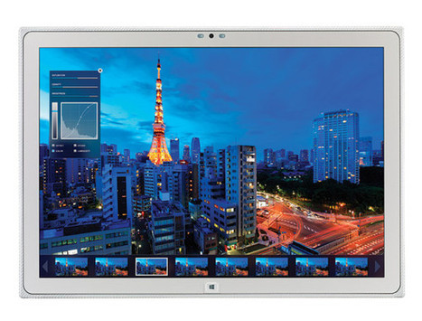 Ultra-high expectations for Panasonic tablet | Technology | Scoop.it