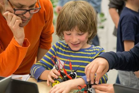 Raspberry Pi helps build strong brains | Buzz IT | Scoop.it