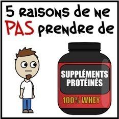 5 raisons de ne PAS prendre de suppléments protéinés - Le Pharmachien | YourCoach | Scoop.it