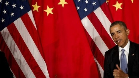 US-China tensions build on cybersecurity | Cybersecurity | Scoop.it