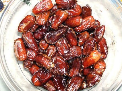 Dates Nutrition Facts, Fitness and Health Benefits - FruitLush.com | Health and Fitness Articles | Scoop.it